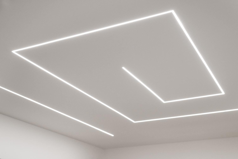 Realizace - Osvětlení bytu - Praha - Prosek 6