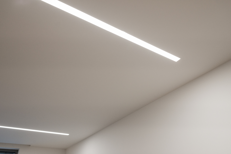 Realizace - Osvětlení bytu - Praha - Prosek 10