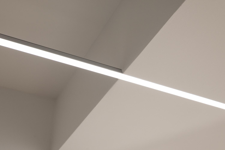 Realizace - Osvětlení bytu - Praha - Prosek 12