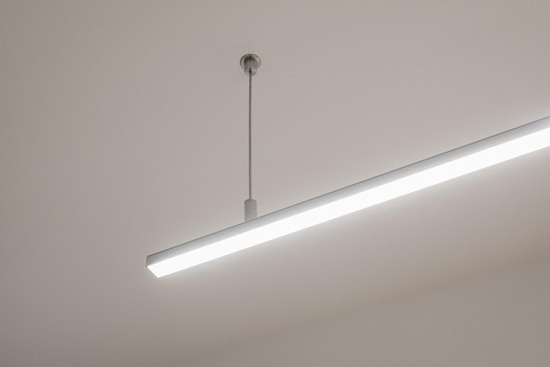Realizace - Osvětlení bytu - Praha - Prosek 13