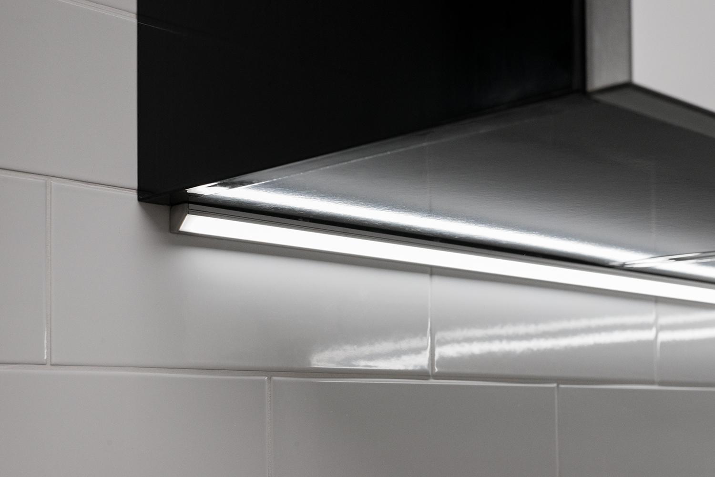 Realizace - Osvětlení bytu - Praha - Prosek 16