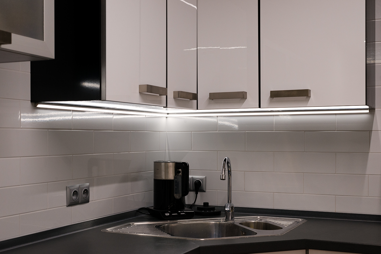 Realizace - Osvětlení bytu - Praha - Prosek 17