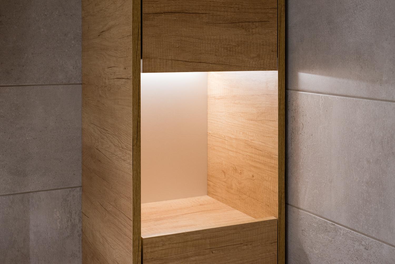 Realizace - Osvětlení bytu - Praha - Prosek 30