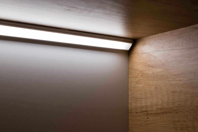 Realizace - Osvětlení bytu - Praha - Prosek 31