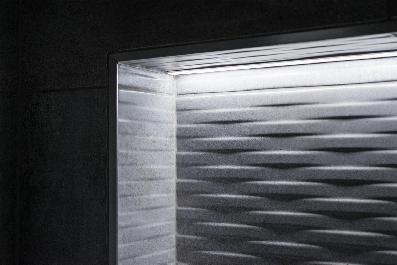 Realizace - Osvětlení bytu - Praha - Prosek 32