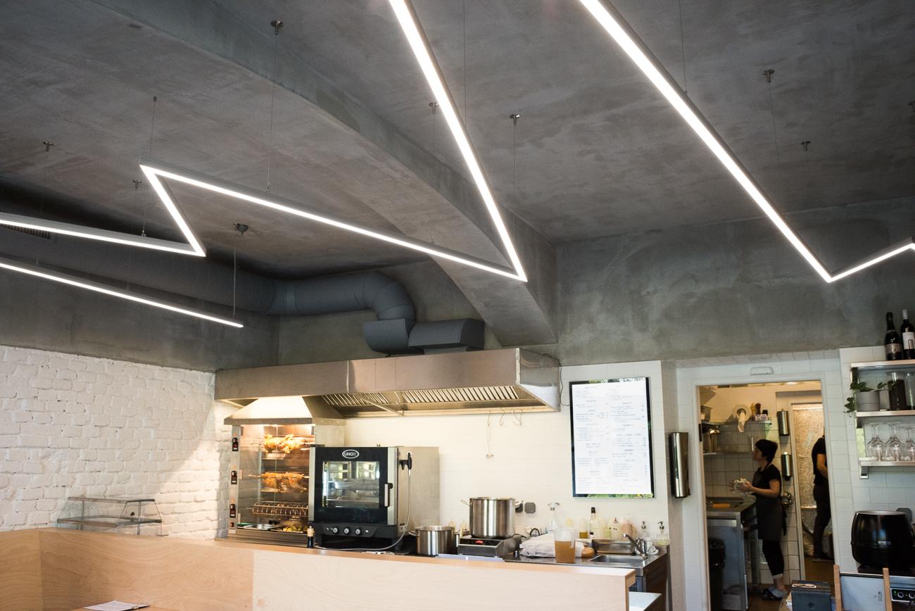 Realizace - Kro Kitchen bistro & rotisserie 0