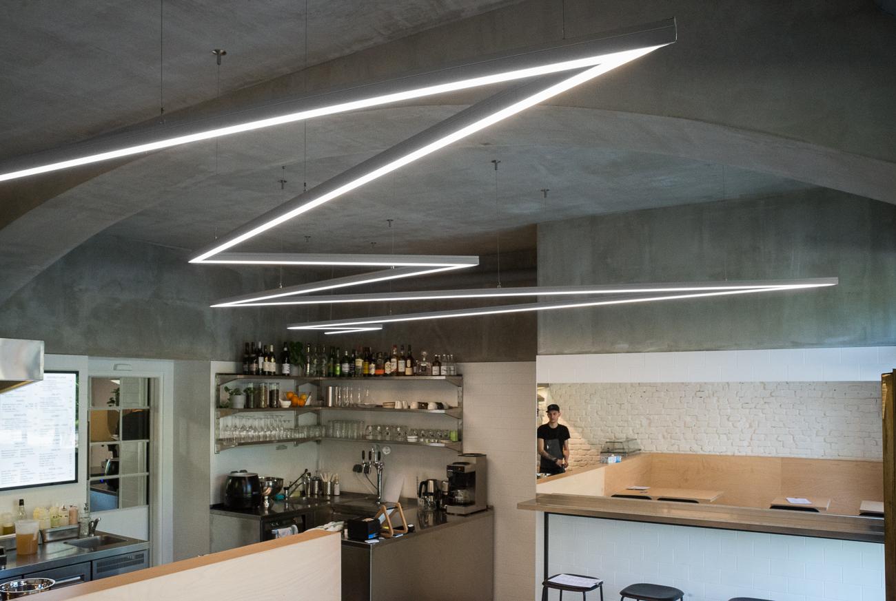 Realizace - Kro Kitchen bistro & rotisserie 31