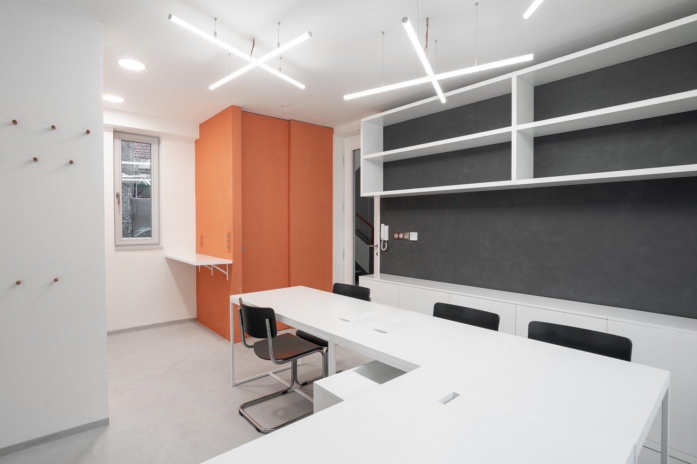 Realizace - Dům s kancelářemi a byty Brno 1