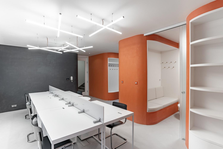 Realizace - Dům s kancelářemi a byty Brno 3